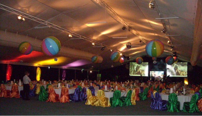 Conference, Party, Wedding and Event Decorating in Coffs